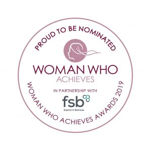 nominated for a woman who award