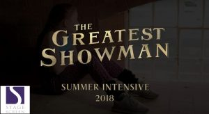Greatest Showman summer intensive