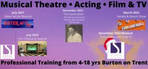 StageScreen forthcoming events