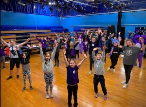 StageScreen students hear Elf the Musical news