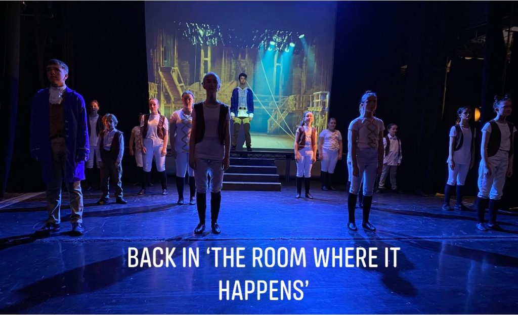 StageScreen MTA performe end of term showcase